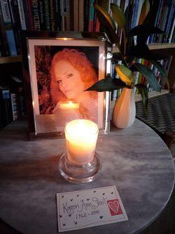 Karen-altar-home