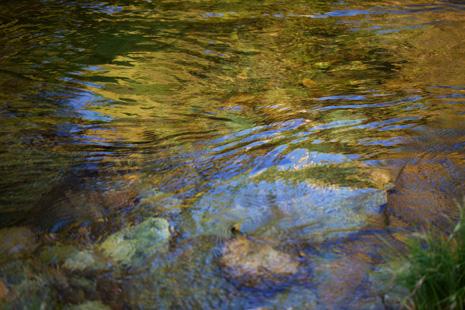 Sierras-water