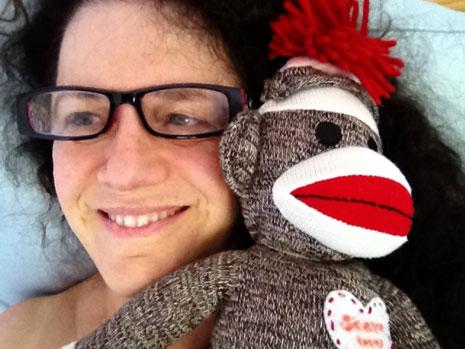 Me-n-monkey