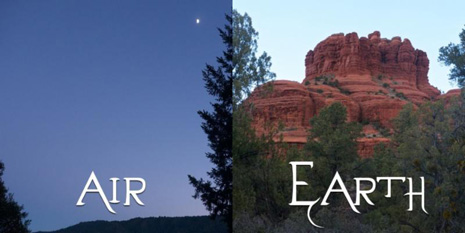Air-earth